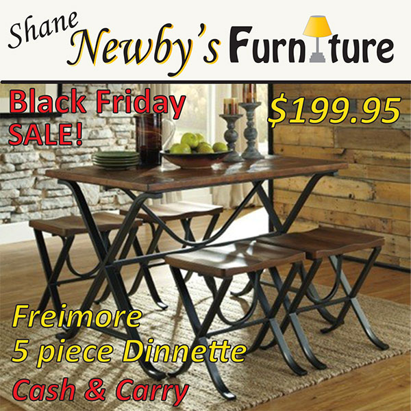 Newby 39 S Furniture Black Friday Deals